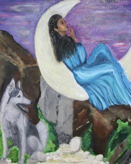 המלאך השומר של הזאב הבודד