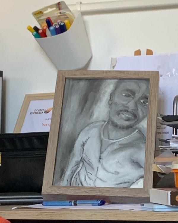 ציור פורטרט