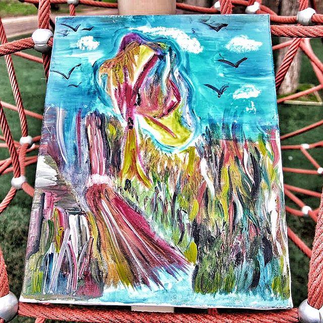 ציור מופשט